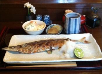 秋刀魚、雑感