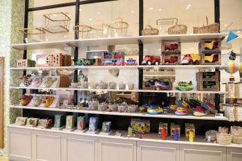 雑貨、カフェで集客