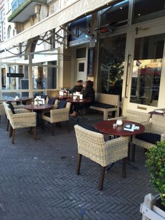 オランダのカフェ pt2